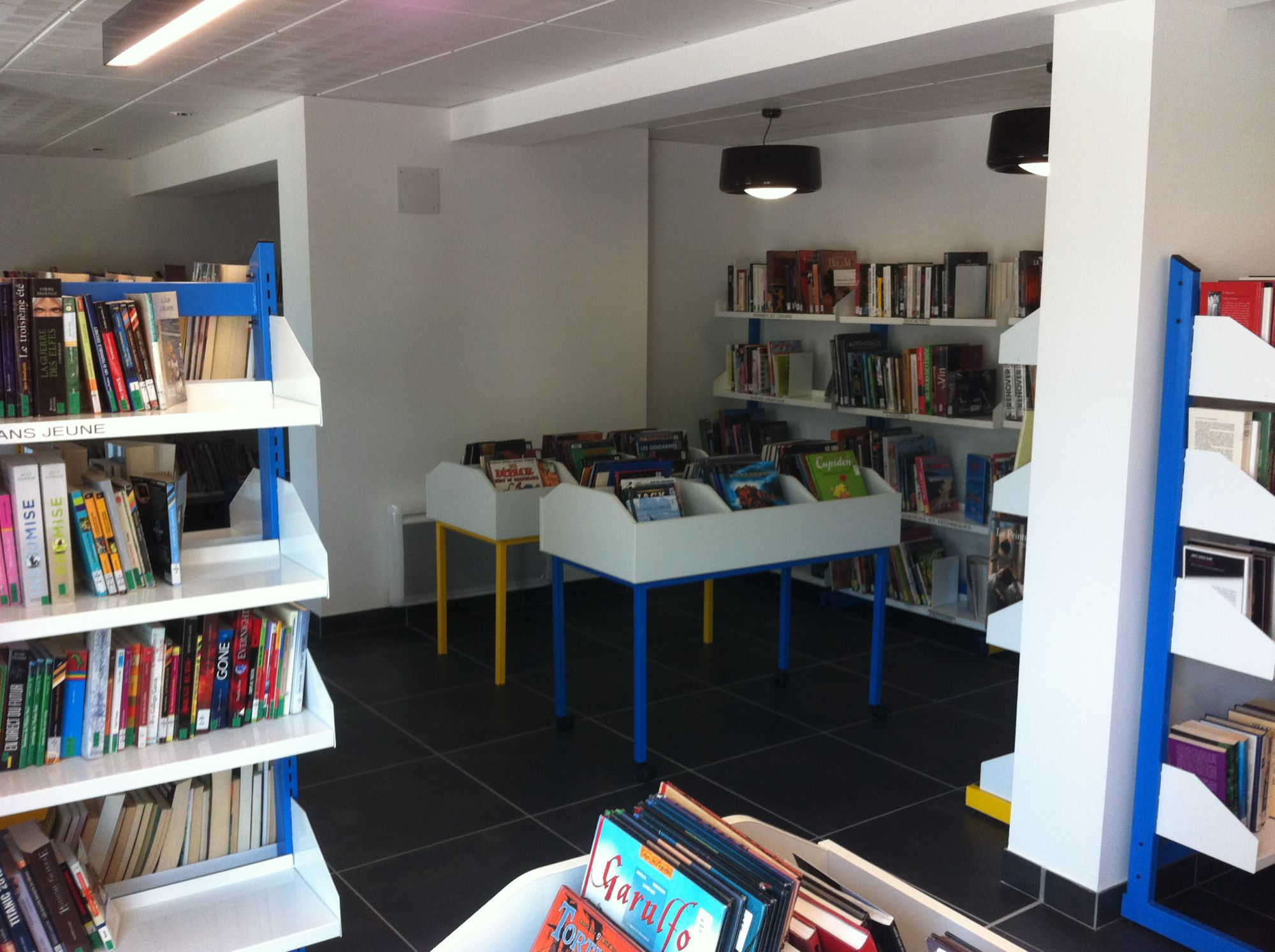 Bilbliothèque
